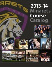 Minarets Elective and Core Classes ...