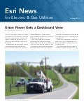 Esri News for Electric & Gas Utillities—Spring 2012