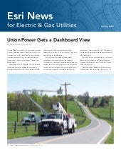 Esri News for Electric & Gas Utilli...