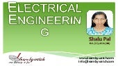 Introduction to Electrical Engineer...