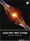 Electric Test Stand by ACMAS Technologies Pvt Ltd.