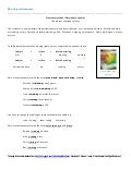 ESL Helpful Handouts-Elementary School Classroom Activities