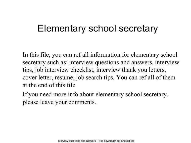 secretary cover letter sample secretary email job application – Secretary Cover Letter Examples