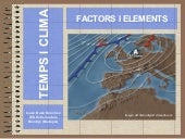 Elements Factors Clima català
