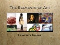 Elements Of Art 2009