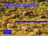 Elephant Roads: PostgreSQL Patches ...
