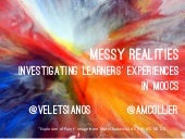 Messy realities: Investigating lear...