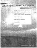 Center for Clean Air Policy- Eligibility Of Land Use