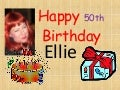 Happy Birthday Ellie
