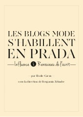 Les Blogs Mode s'habillent en Prada...