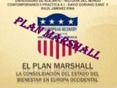 El plan de marshall