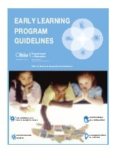 Ohio Early Learning program guideli...
