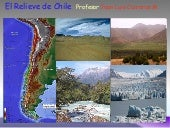 El Relieve De Chile
