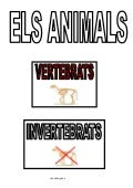 ANIMALS: VERTEBRATS-INVERTEBRATS