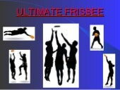El ultimate frisbee