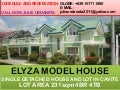 ELYZA MODEL-FULL-TWO-STORY-SINGLE-DETACHED HOUSE AND LOT/ GOOD INVESTMENT