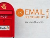 19 Email Deliverability Terms Every Marketer Should Know