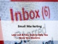 Email marketing 101 for Small Business