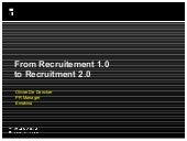 Recruitment2.0 Emakina