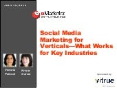 eMarketer Webinar: Social Media Mar...