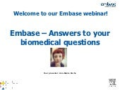 An introduction to Embase