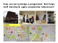 Embedding learning from cooperative projects