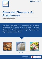 Emerald flavours-fragrances
