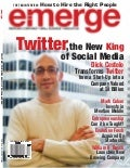 Edward Cates Featured in Emerge Magazine - FEB 2012