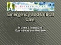 NurseReview.Org Emergency Nursing & Critical Care