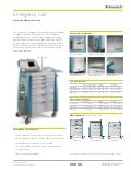 Artromick Emergency Cart   Specifications for Hospital Computing Solutions