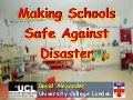 Emergency planning for school safety