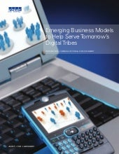 Emerging Business Models Digital Tr...