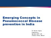 Emerging concepts in pneumococcal d...