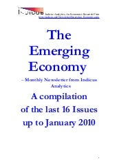 Emerging Economy - Indicus Analytic...