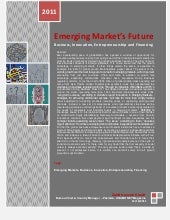 Emerging market's future