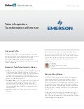 Talent Acquisition Transformation at Emerson | LinkedIn Case Study