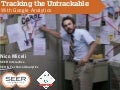 Find the true value of your customers by tracking the untrackable - eMetrics SF 2014
