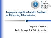 Empaque Y Logistica