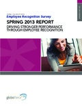 Employee Recognition Survey - Driving Stronger Performance Through Employee Recognition by SHRM