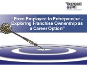 Employee To Entrepreneur Webinar