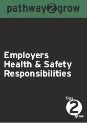 Employers health and safety respons...