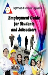Employment guide for students and j...