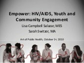 Empower Art of Public Health Confer...