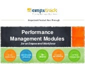 Empxtrack Performance Management System - Datasheet