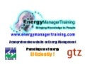 Energy Manager Training Website