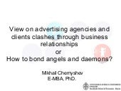 Agency-Client Relationships Research