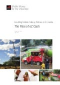 Enabling Mobile Money Policies in Sri Lanka : The Rise of eZ Cash