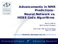 Enc07 Neutral Network Algorithms 070420