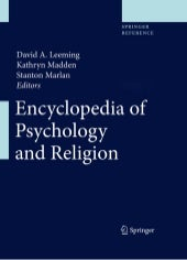 Encyclopediaofpsychologyandreligion...