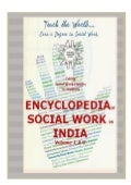 Encyclopedia of Social Work in India Volume I